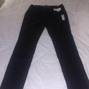 Old Navy skinny black jeans